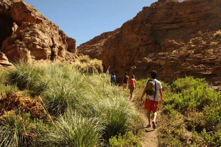 Trekking Puritama Guatin